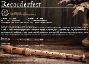 Recorderfest