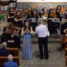World Premiere of Fitkin Recorder Concerto
