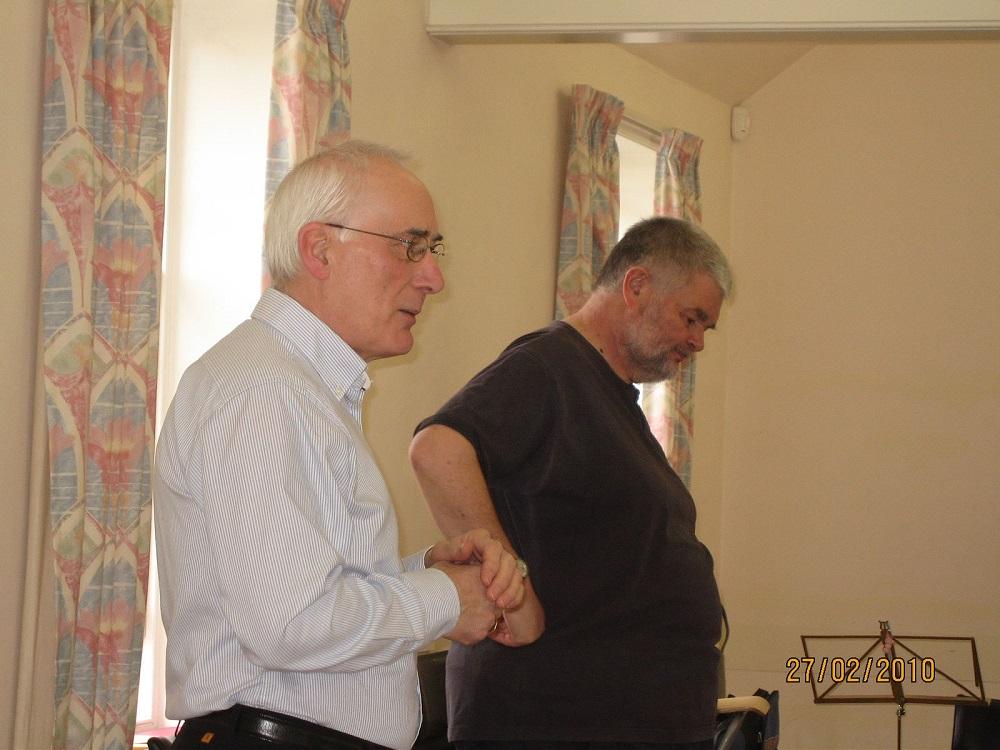 Steve Marshall Workshop 2010 - Photo 4