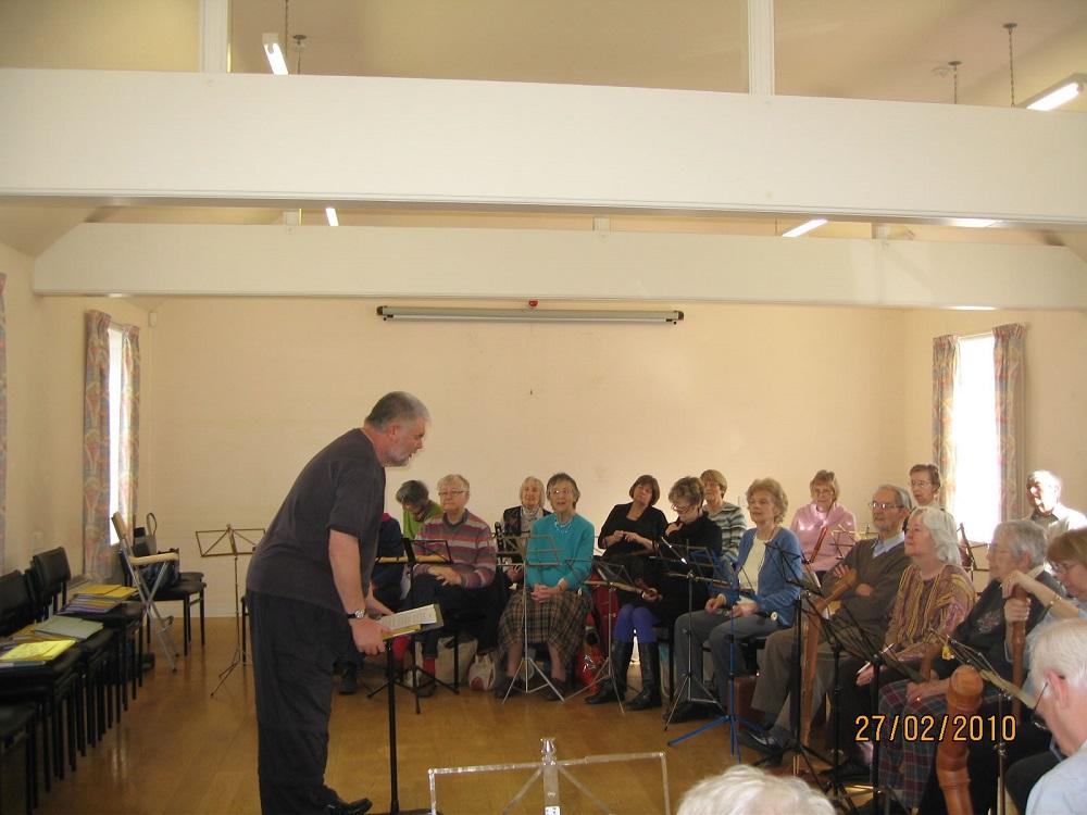 Steve Marshall Workshop 2010 - Photo 6