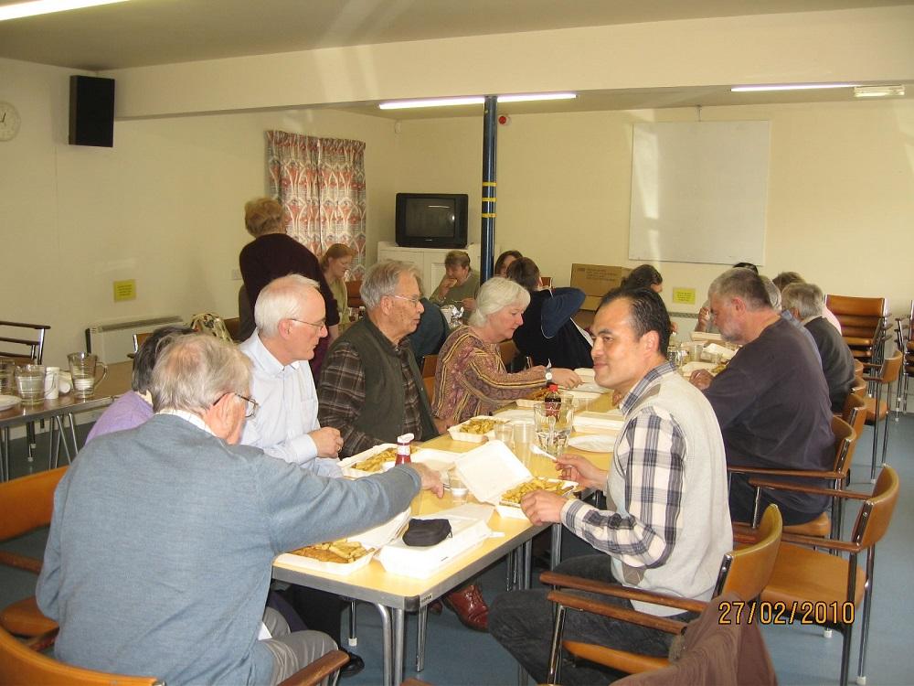 Steve Marshall Workshop 2010 - Photo 8
