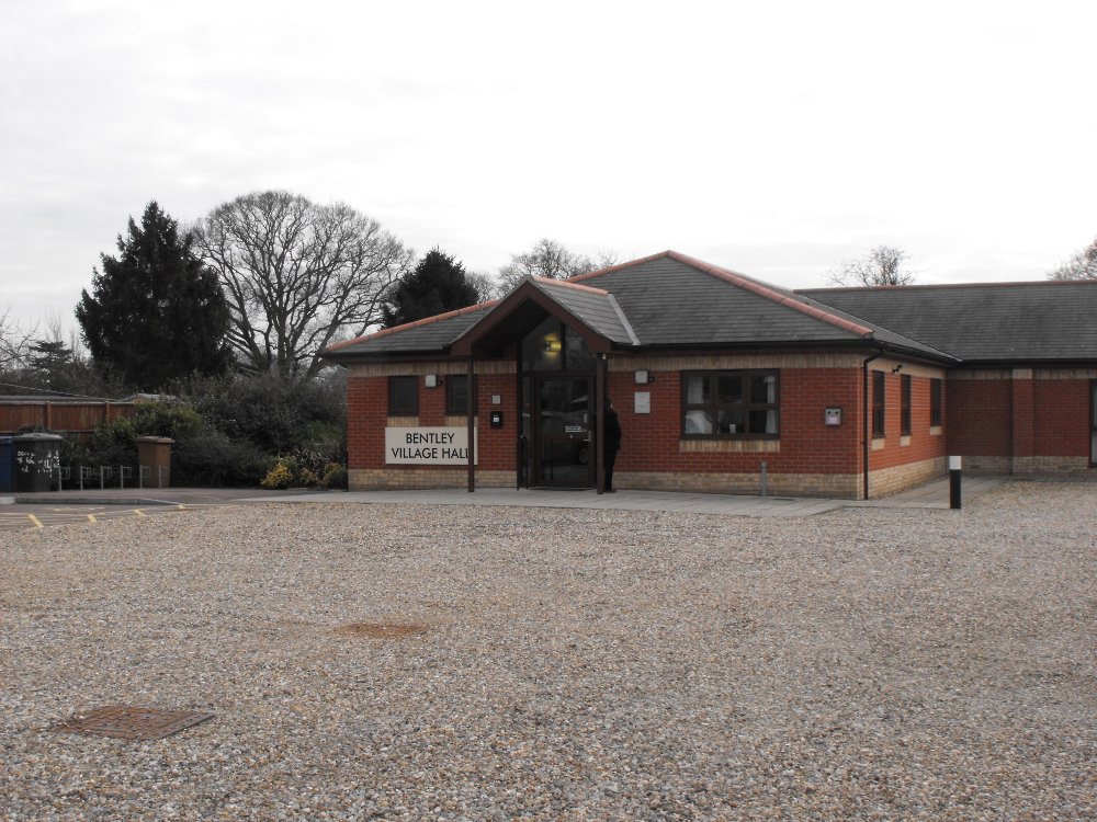 Bentley Village Hall