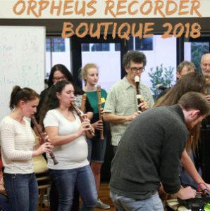 Orpheus Recorder Boutique