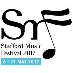Stafford Music Festival Logo