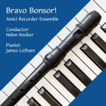 Bravo Bonsor CD cover