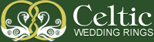 Celtic Wedding Rings Logo