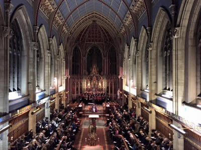 St Cuthbert's Chapel