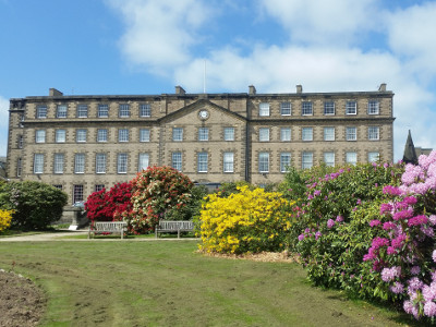 The College exterior